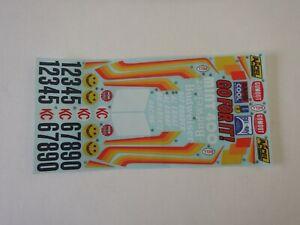 TAMIYA Super Champ RC buggy decal sticker sheet 58034 5834 SRB NEW FREE SHIP