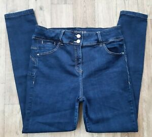 Ladies size 16 R NEXT Enhancer skinny jeans Waist 34 leg 29