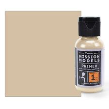 Pintura Modelos de misión-tan Imprimación 1 floz Acrílica Pinturas Acrílicas Modelo