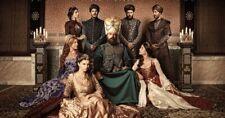 SULEIMAN, el gran sultan 1, 2, 3 y 4ta temporada 36 dvds