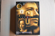 THE X FILES COLLECTORS EDITION COMPLETE 6TH SEASON 2003 DVD SET NEW OLD STOCK