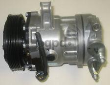 A/C Compressor-New Global 6511261 fits 02-05 Jeep Liberty 3.7L-V6