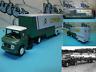 Truck camión camion camião Citroën T55 Heuliez(FR) 1962-1965 Altaya 1:43