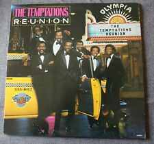 The Temptations, reunion, LP - 33 tours