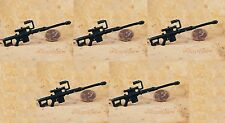 GI Joe 1:18 Action Figure 3.75 BARRETT M82A1 MARINE Sniper RIFLE M82 G19_A 5pcs