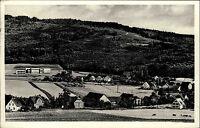 Unsen bei Hameln s/w AK 1961 Blick auf das Haus vor dem Süntel Erholungsheim