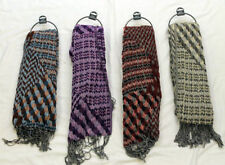 Polyester Multi-Coloured Scarves & Wraps for Women
