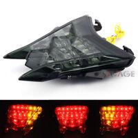 Integrated LED Tail Light Turn Signal Blinker For BMW S1000R HP4 S1000RR  10-16