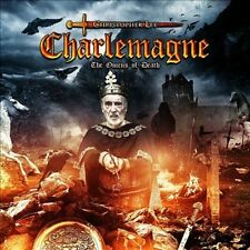 CHRISTOPHER LEE (ACTOR/NARRATOR) - CHARLEMAGNE: THE OMENS OF DEATH * NEW CD
