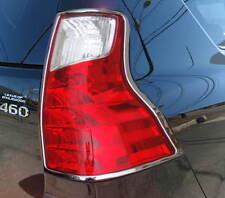 2PCS NEW 3M Rear Chrome Tail Lamp Light Trim Bezel Cover LEXUS GX460 2010-2013