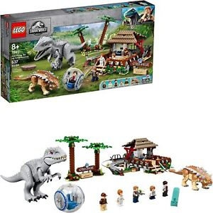 LEGO Indominus Rex vs. Ankylosaurus (75941) **Brand New in Box**