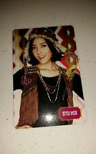 T-ara hyomin yayaya japan jp OFFICIAL  Photocard  Kpop K-pop U.S SELLER