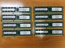 64GB  Samsung (8 x 8GB) 2Rx4 PC3L-12800R M393B1K70DH0 ECC REG RAM 15-13637-01