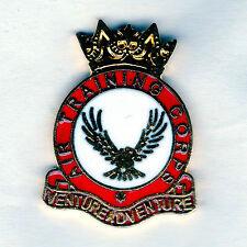 Lapel Badge  Enamel Air training Corps
