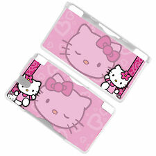 Hello Kitty Dsi hard case housse de protection pour DSi autocollant jeu enfants 01