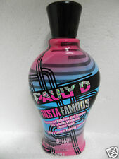 PAULY D INSTAFAMOUS BLACK BRONZER TATTOO & COLOR PROTECT TANNING BED TAN LOTION