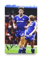 Norman Whiteside Signed 6x4 Photo Manchester United Autograph Memorabilia + COA