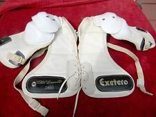 ~ Vintage EXETER PHIL ESPOSITO 2850 Hockey Shoulder Pads ICE Junior Pads??