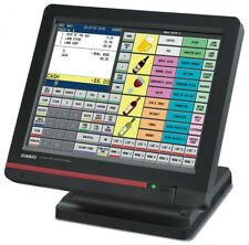 Casio QT6600 POS System - Ideal for Cafe/Takeaway - Ex Demo