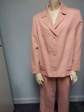 Harlan women's jacket size 8, pants size 10