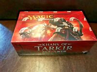 Magic The Gathering Khans of Tarkir  Wizards of the Coast Japanese Booster Pack