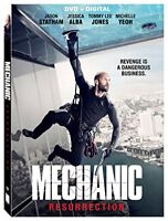 Mechanic Resurrection DVD New, Free shipping