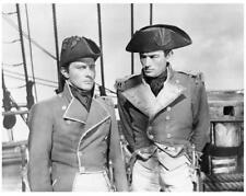 CAPTAIN HORATIO HORNBLOWER great 8x10 still GREGORY PECK -- j481