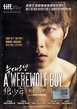 A WEREWOLF BOY 늑대소년 KOREAN MOVIE DVD-NTSC All Region Excellent ENG BOX SET