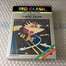 RED CLASH #Home arcade Leonardo GIG Hanimex Hmg2650 Arcadia 2001