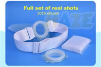 False anal Belt ostomy bag Anal bag Stoma Care Disposable Medical New