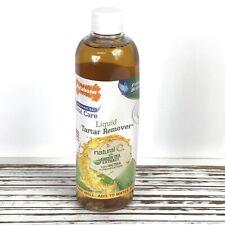 Nylabone Dog Cat Oral Care Liquid Tartar Remover Green Tea Fresh Breath 07/2020