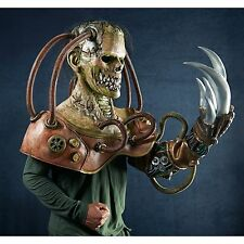 FRANKENSTEIN Halloween Costume Mask Steampunk Monster Zombie Grim Reaper Vampire