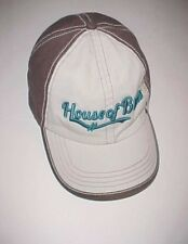 House of Blues San Diego Equifax Adult Unisex Brown Khaki Cap Hat One Size
