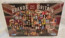 NEW SEALED Gibson The Brands That Built Britain Jigsaw Puzzle G7073 1000 Pieces