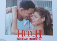 HITCH Lobby Cards Set Will Smith Kevin James Eva Mendes