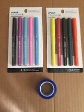 Cricut Infusible Ink Markers & Pens & Heat Resistant Tape