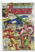 The Avengers #163 VF Don't Do It Shellhead  Marvel Comics CBX34