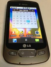 LG Optimus T P509 - Titanium (T-Mobile) Smartphone good Condition