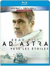 AD ASTRA BLU-RAY + DIGITAL + SLIPCOVER - BRAND NEW & SEALED - FAST SHIP!