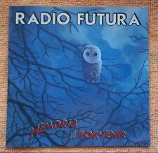 CD ANTOLOGIA DE RADIO FUTURA. MEMORIA DEL PORVENIR 1998