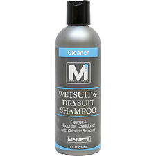 McNett WetSuit & DrySuit Shampoo  Cleaner & Neoprene Conditioner  8 oz