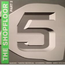 Various ‎– The Shopfloor Part 2 NEW 2000 5HQ recordings 2 x 12""