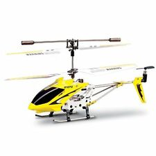 Syma 2nd Edition S107 S107G New Version Indoor Helicopter (Yellow) BRAND NEW