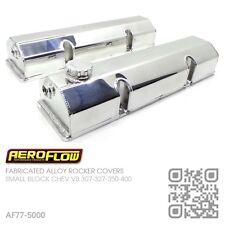 FAB ROCKER COVERS CHEVY SBC V8 307-327-350 MOTOR [HOLDEN HK-HT-HG-HQ MONARO/GTS]
