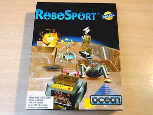 Commodore Amiga - Robosport by Maxis / Ocean