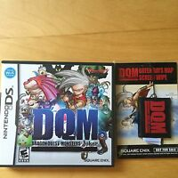 Nintendo DS Dragon Quest  Monsters Joker (Used) w/ Limited Edition Screen Wipes