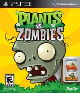 Plants vs. Zombies - Playstation 3 Game