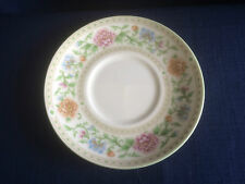 Wedgwood Brocade small coffee saucer for small coffee can