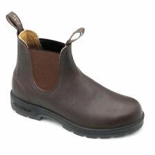 BLUNDSTONE 550 Brown Premium Quality Leather Classic Chelsea Australia Boots