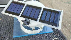 2 Achsen Solartracker Max. 6V 1A
